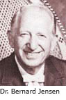 photo of Dr. Bernard Jensen